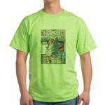 The Old Woman and Gerda Green T-Shirt
