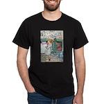 The Old Woman and Gerda Dark T-Shirt