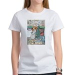 The Old Woman and Gerda Women's T-Shirt