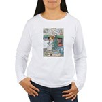 The Old Woman and Gerda Women's Long Sleeve T-Shir