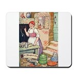 The Steadfast Tin Soldier Mousepad