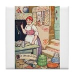 The Steadfast Tin Soldier Tile Coaster