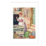 The Steadfast Tin Soldier Postcards (Package of 8)