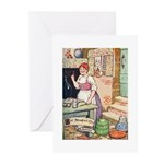 The Steadfast Tin Soldier Greeting Cards (Pk of 10