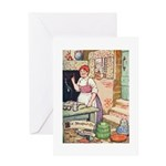 The Steadfast Tin Soldier Greeting Card