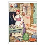 The Steadfast Tin Soldier Large Poster