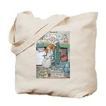 The Old Woman and Gerda Tote Bag