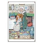 The Old Woman and Gerda Banner