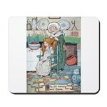 The Old Woman and Gerda Mousepad