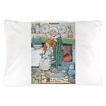 The Old Woman and Gerda Pillow Case