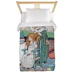 The Old Woman and Gerda Twin Duvet