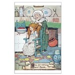 The Old Woman and Gerda Large Poster