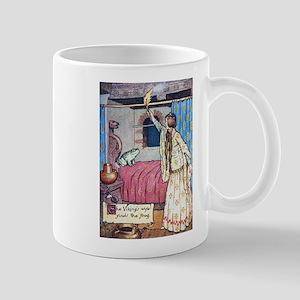 The Vikings Wife and the Frog Mug