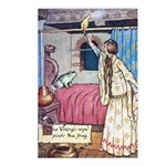 The Vikings Wife and the Frog Postcards (Package o