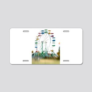 Summertime! Aluminum License Plate