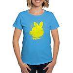 pyatachok yellow Women's Dark T-Shirt