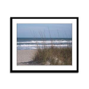 Ocean #6 Framed Panel Print