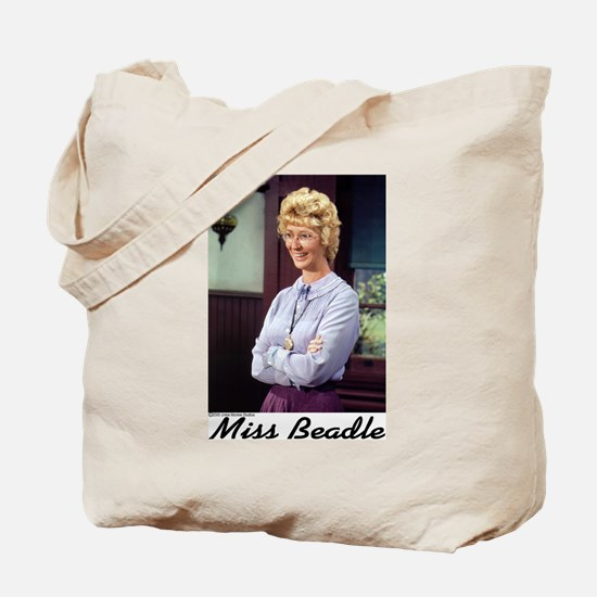Miss B (color) Tote Bag