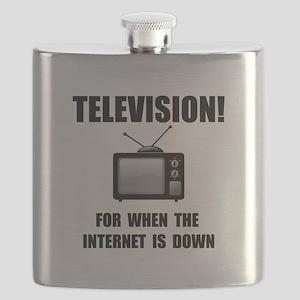Television Internet Black.png Flask