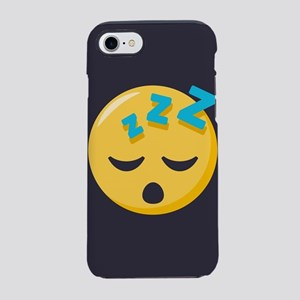 Sleeping Emoji iPhone 7 Tough Case