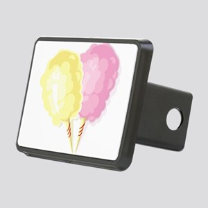 Cotton Candy Rectangular Hitch Cover