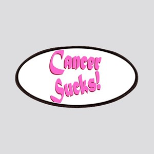 Cancer Sucks Funny Pink Patch