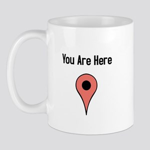 You Are Here (v2) Mug