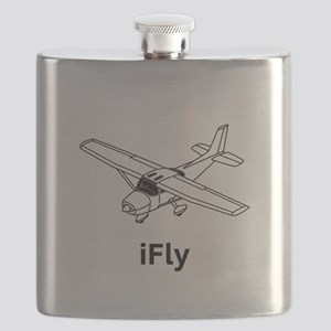 iFly Cessna black Flask