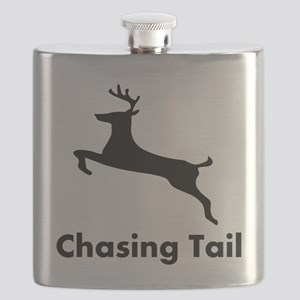 Chasing Tail Flask