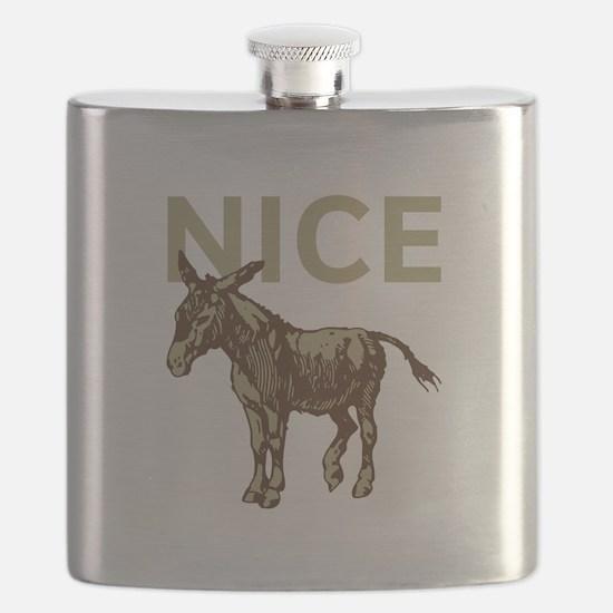 Nice Donkey Tan.png Flask