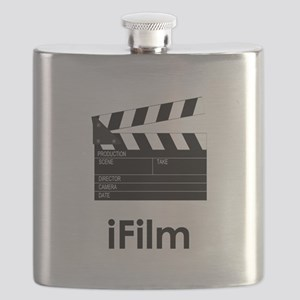iFilm Black Flask