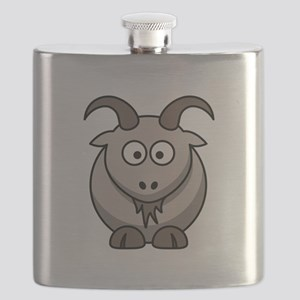 Goat ONLY Flask
