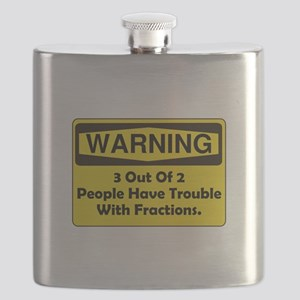 Fraction Trouble Yellow Only Flask
