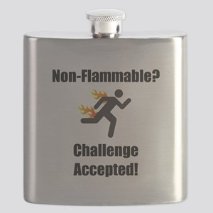 Non Flammable Black Flask