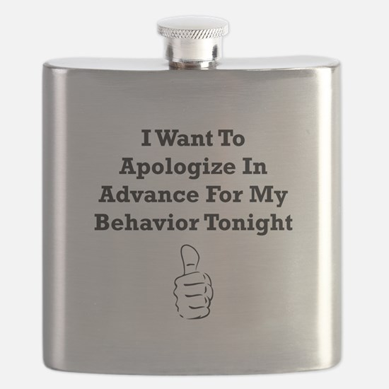 Apologize In Advance Black.png Flask
