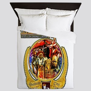 Heritage City Queen Duvet