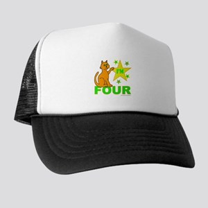 I'M FOUR Trucker Hat