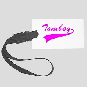 TOMBOY Large Luggage Tag