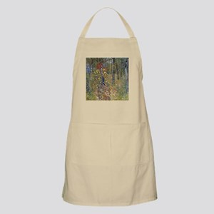 Klimt Farm Garden With Crucifix Apron