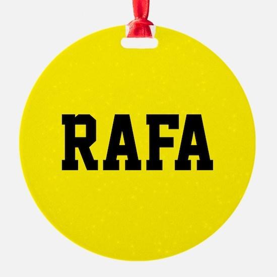 Rafa Ornament