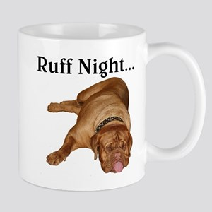 Dogue de Bordeaux Passed out Mug