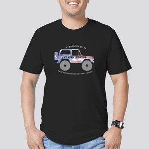 You're not driving a Jeep, are you? Men's Fitted T