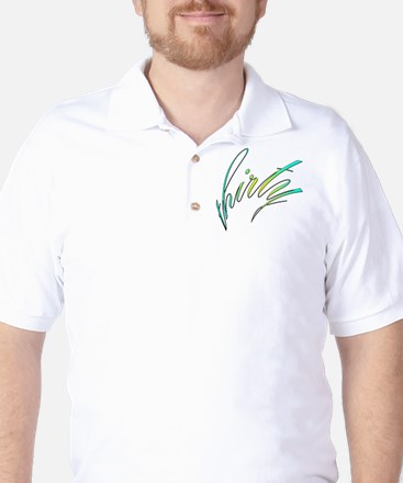 30th Birthday Golf Shirt