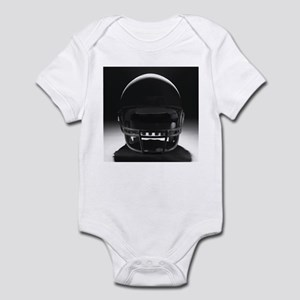 Football Helmet Infant Bodysuit