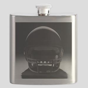 Football Helmet Flask