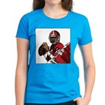 Football Players Women's Dark T-Shirt