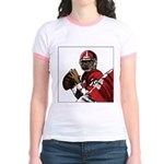 Football Players Jr. Ringer T-Shirt