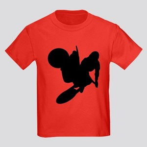 Motorcross Kids Dark T-Shirt