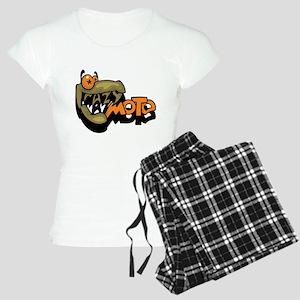 Motorcross Women's Light Pajamas