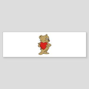 Heart Sticker (Bumper)